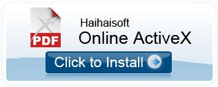 Click to install Haihaisoft PDF Reader