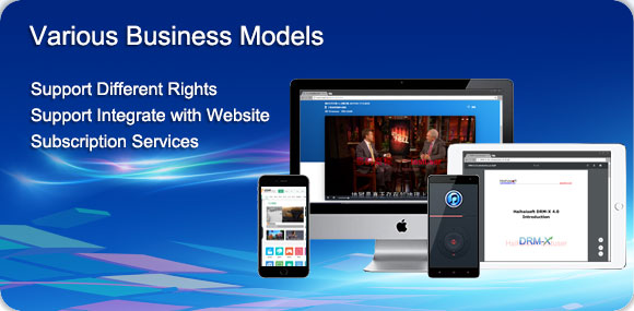 digital right management software
