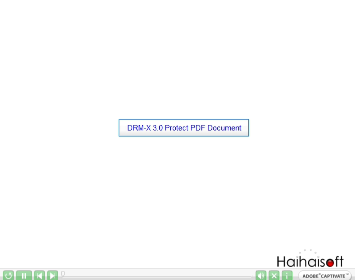 How to protect PDF Document online?