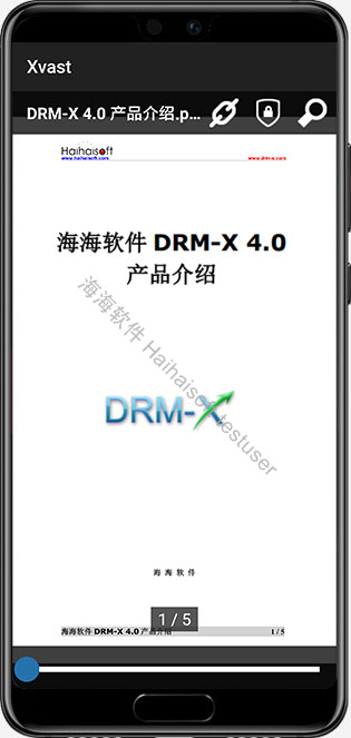 DRM-X 4.0 Protecttion