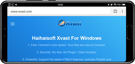 Xvast For Android
