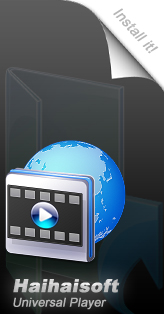 Haihaisoft Universal DRM Player 1 5 plays all the formats